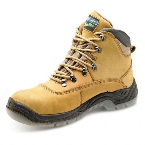 Click Traders Thinsulate Nubuck Safety Boots